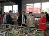 Besuch Ministerin für Soziales, Familie und Gesundheit Heike Taubert