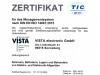 ISO 14001 Zertifikat 2018 Deutsch